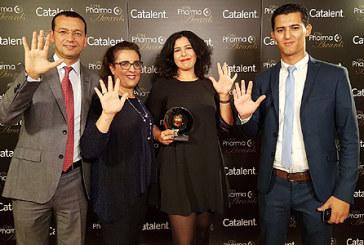 """Hépatite C : Phrama5 reçoit à Francfort le prix CPhI Pharma Awards dans la catégorie """"Corporate Social Responsibility"""""""