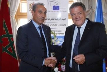 """Pier Antonio Panzeri: """"Le Maroc représente un élément très important pour rendre plus dynamique le travail entre l'Union européenne et l'Afrique"""""""