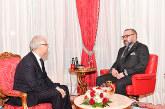 SM le Roi reçoit le nouveau secrétaire général du Parti de l'Istiqlal