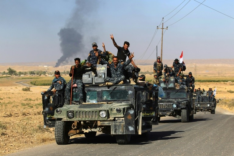 Irak: le dernier secteur aux mains des peshmergas repris dans la province de Kirkouk