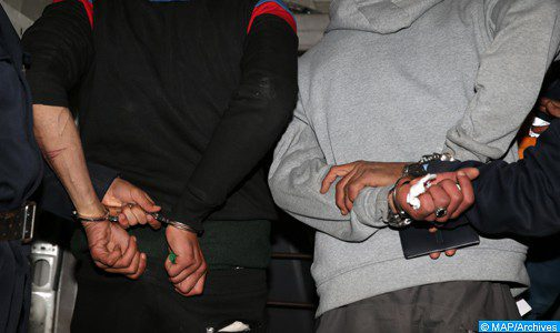 Casablanca: Arrestation de deux frères pour une affaire de possession et trafic de drogue et de psychotropes