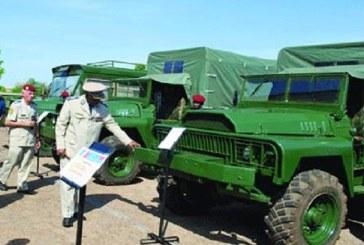La France offre au Burkina du matériel militaire d'une valeur de cinq milliards de FCFA