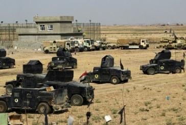 Les forces irakiennes prennent aux Kurdes la principale base militaire de Kirkouk