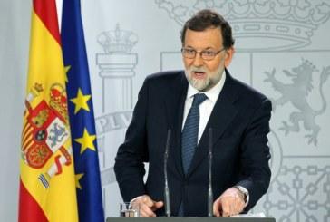 Le gouvernement espagnol donne cinq jours à Puigdemont pour clarifier s'il a déclaré l'indépendance