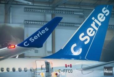 """Droits antidumping US sur les avions """"CSeries"""" : Bombardier dénonce une application de certaines lois américaines"""