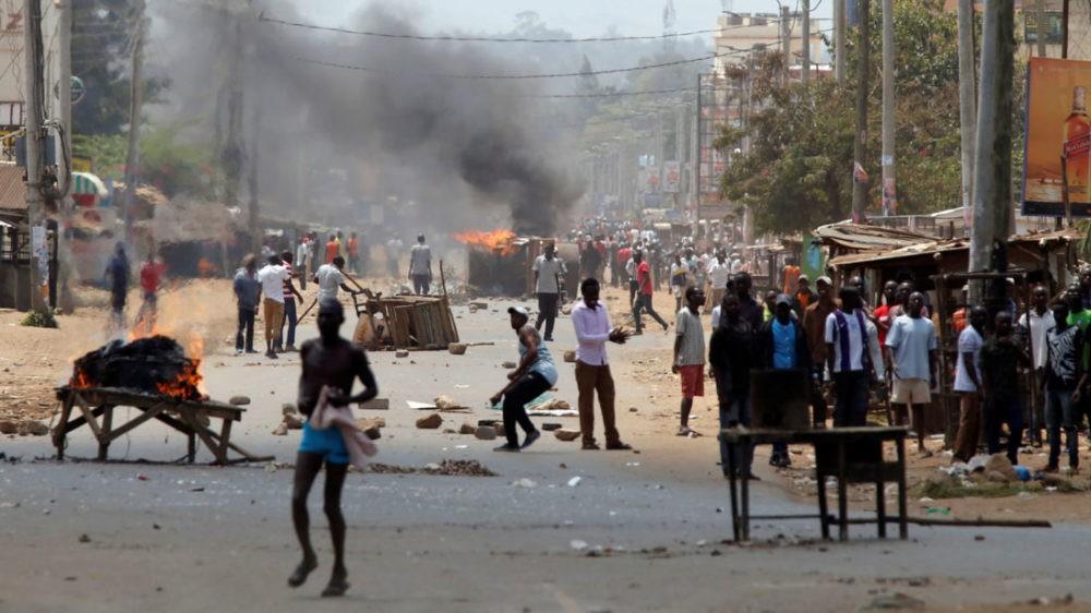 Après une présidentielle tendue, le Kenya divisé
