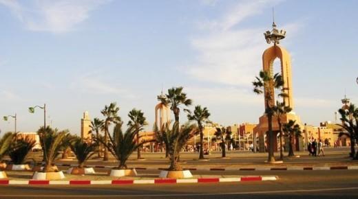 Laâyoune: Installation du directeur de la direction provisoire chargée de la réalisation de la route nationale N1