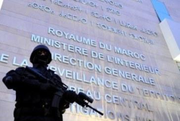 BCIJ : Démantèlement d'une cellule terroriste composée de 8 personnes