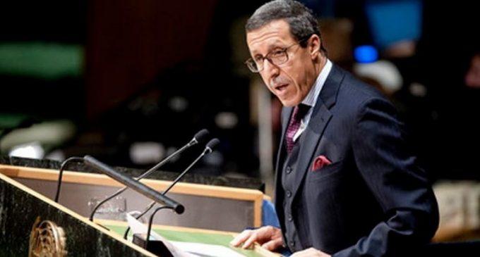 4ème Commission de l'ONU: le plaidoyer vigoureux de Omar Hilale face à l'irrédentisme algérien