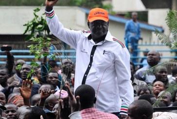 Elections présidentielles au Kenya : Raila Odinga appelle au boycott du scrutin