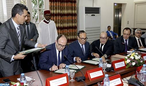 Maroc-CEDEAO: Le renforcement de la coopération parlementaire au cœur d'une convention signée à Rabat