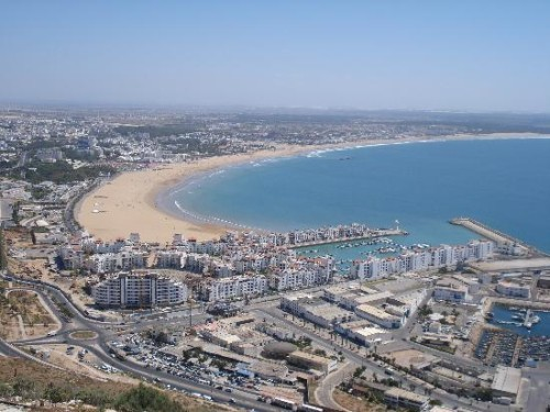 Agadir Ida Outanane: Le taux d'avancement des travaux réalisés dans le cadre du Programme de réparation des dégâts des crues de 2014 s'élève à 70%