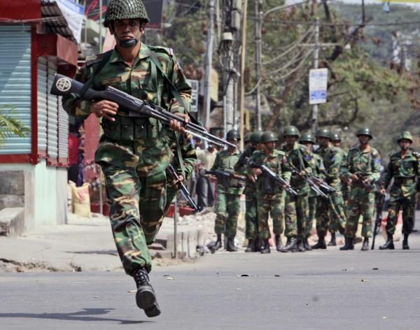Bangladesh : des soldats condamnés à mort après une mutinerie