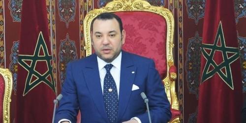 Message de condoléances de SM le Roi au Président égyptien suite à l'attaque terroriste contre une mosquée