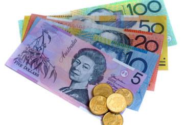 Le dollar australien continue sa chute