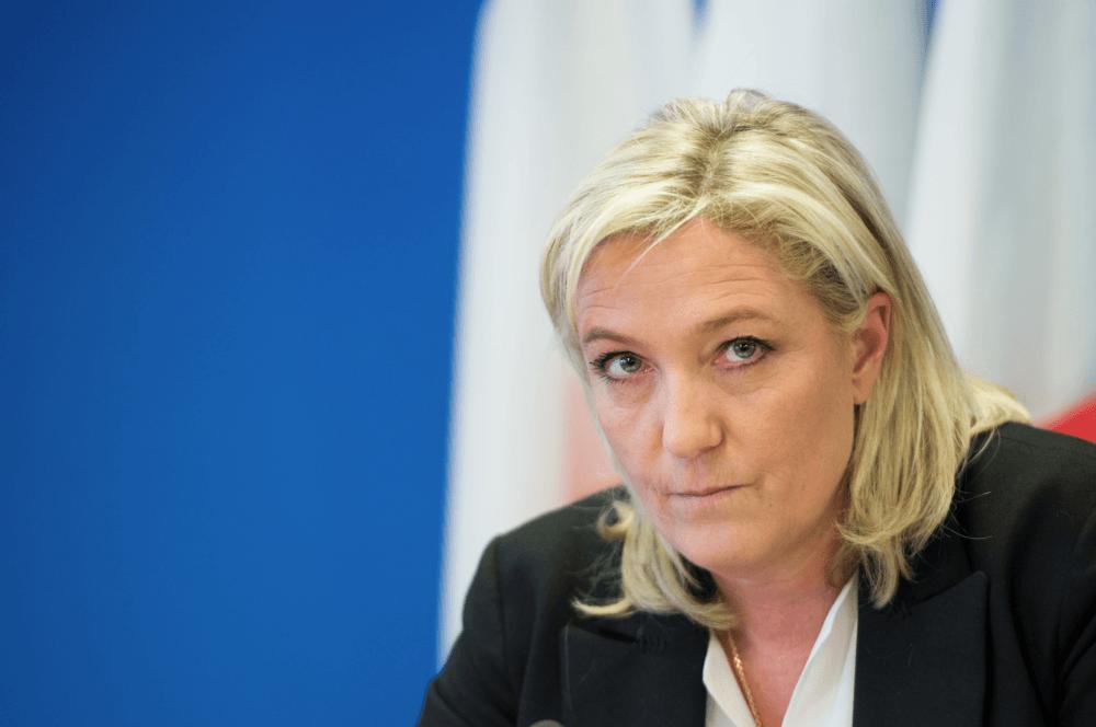 France-Immunité parlementaire levée pour Marine Le Pen