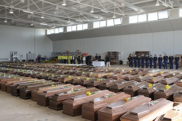 Méditerranée : près de 3.000 migrants morts ou disparus cette année