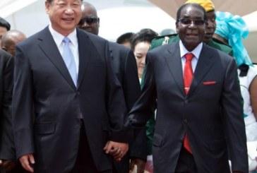 "La Chine rend hommage à son ""ami"" Robert Mugabe"