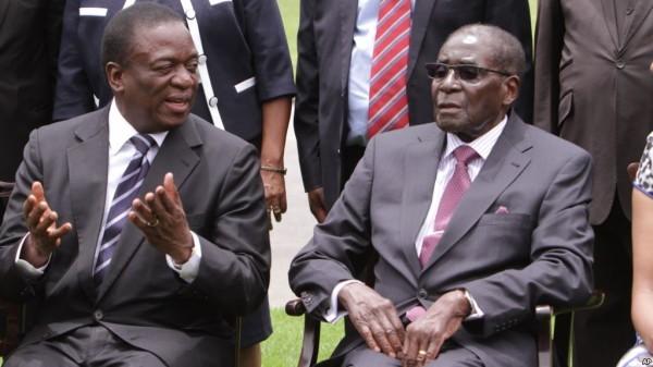 Zimbabwe: Mnangagwa rejette toute négociation avec le président Mugabe