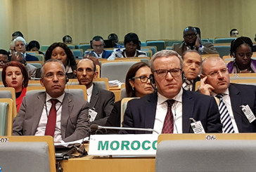 Le ministre de la Justice s'entretient à Addis-Abeba avec la Commissaire aux Affaires politiques de l'UA