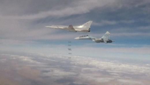 Syrie : Le bilan des raids aériens russes s'alourdit à 53 civils tués