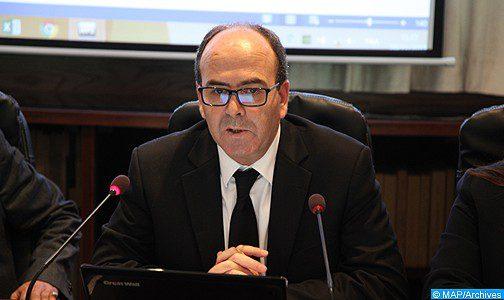 M. Benchamach plaide en faveur d'un système foncier à même d'assurer la sécurité immobilière