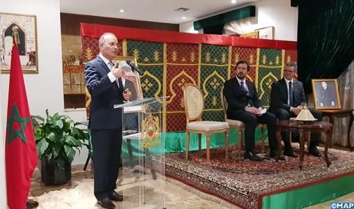 Le modèle du Royaume en termes d'ouverture, de tolérance et de coexistence religieuse mis en avant à Brasilia