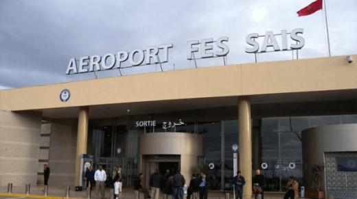 Aéroport Fès-Saïs : Hausse de plus de 23pc du trafic des passagers à fin octobre dernier