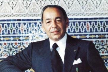 Feu SM Hassan II, un leader inspiré et un dirigeant armé de sagesse et de modération