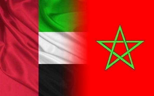 Le Vice-président des Emirats Arabes Unis félicite SM le Roi à l'occasion de la Fête de l'Indépendance
