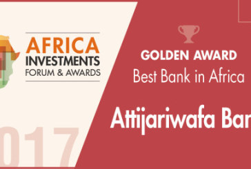 Attijariwafa bank décroche le prestigieux prix de la  « Banque Africaine de l'Année 2017 » à Paris