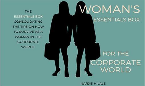 narjis hilale sort un livre sur les d fis des femmes dans le monde professionnel. Black Bedroom Furniture Sets. Home Design Ideas