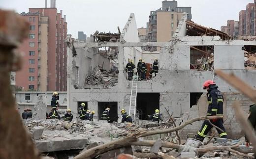 Chine: Le bilan de l'explosion de Ningbo porté à 4 morts