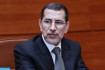 Saâd Eddine El Othmani: 15.000 jeunes bénéficieront de la deuxième tranche du programme de qualification des licenciés