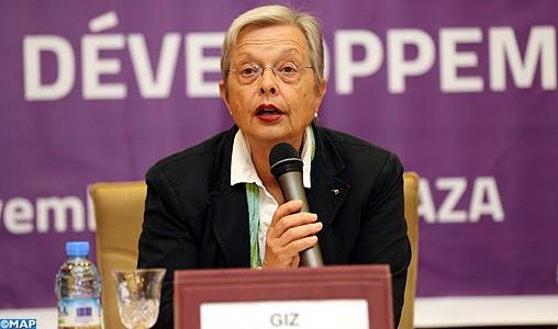 Taza: L'Agence allemande de coopération ''fière'' d