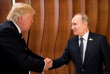 Moscou annonce une rencontre Poutine-Trump, Washington tempère