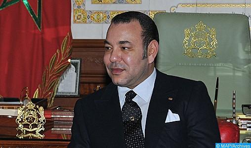 5ème Sommet UA-UE : SM le Roi reçoit à Abidjan le président de la République d'Angola