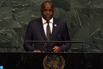 Le Premier ministre de la Dominique salue le leadership de SM le Roi