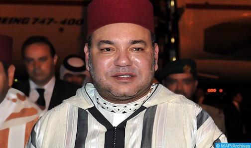 SM le Roi reçoit un message de félicitations du Président égyptien à l'occasion de l'Aïd Al-Mawlid Al-Nabawi Acharif