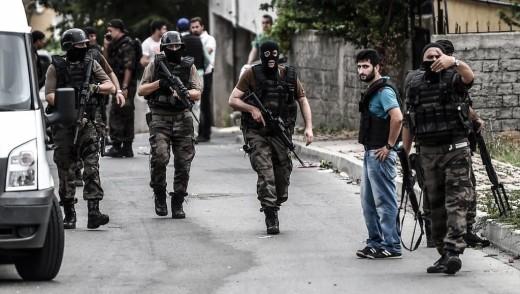 Turquie: arrestation d'au moins 20 présumés membres de Daesh
