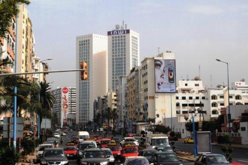 Casablanca: Installation de nouveaux agents d'autorité