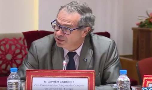 Le Maroc dispose d'un arsenal juridique assez solide pour la mise en œuvre la décentralisation