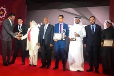 """""""Arab Best Award 2017"""": Le Maroc remporte 10 prix sur près d'une cinquantaine de prix en lice"""