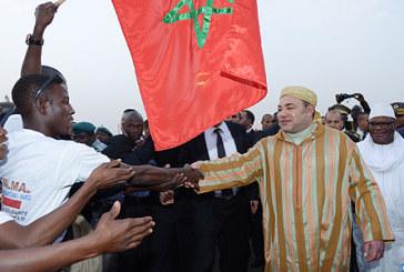 SM le Roi a imprimé Sa marque indélébile à la diplomatie africaine du Maroc