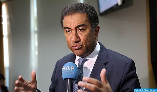 """Le Maroc joue un rôle """"pionnier"""" dans la dynamique globale entre l'Europe, la Méditerranée et l'Afrique"""