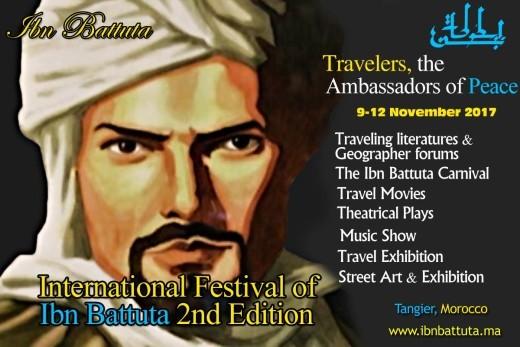 La 2ème édition du Festival international Ibn Battouta : une consécration du rôle du voyage dans la promotion de la paix
