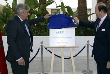 Inauguration à Casablanca de l'Ecole Française Internationale
