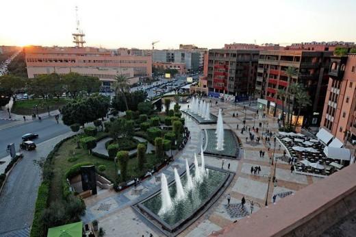 """Marrakech : Annonce de l'entrée en application de la """"Déclaration Régionale de Marrakech sur l'Eau"""""""