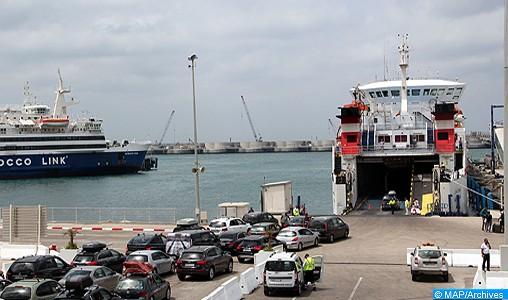 Saisie de plus de 100.000 euros au port Tanger-Med (