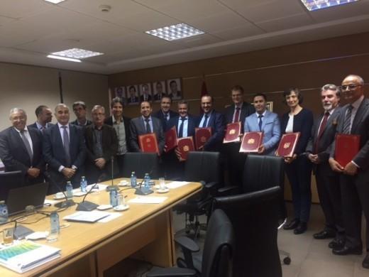 Création du premier Laboratoire International Associé (LIA) Franco-Marocain dans le domaine du Big Data